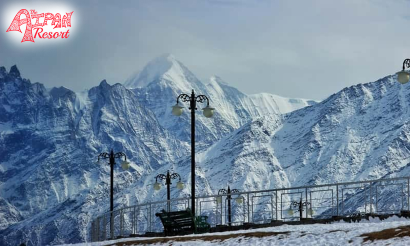best cold places in India